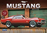 Ford Mustang 2015: 16-Month Calendar September 2014 through December 2015