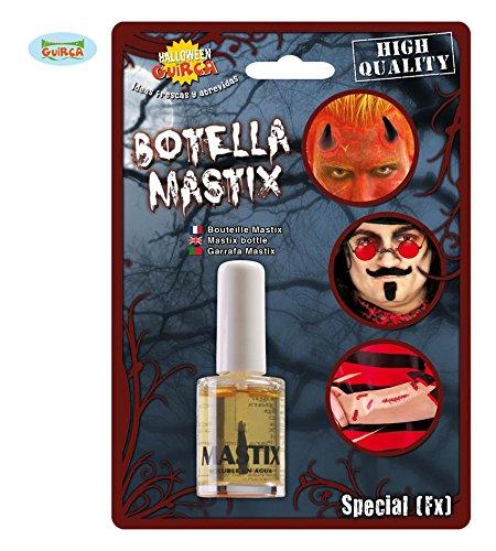 Fiestas Guirca GUI15551 - Mastix Flasche, 10 (Kleber Kostüm Flasche)