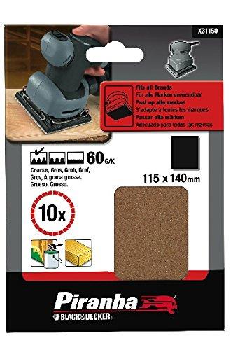 Piranha x31150-xj 60g Spa braun alomm Quarter Tabelle (Spa Tabelle)