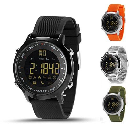 Kxcd-Bluetooth-Smart-Watch-EX18-Bluetooth-40-Smart-Watch-5-atm-impermeabile-compatibile-con-Android-iOS-sistema-Smartwatch-contapassi-nuoto-sonno-monitor-chiamata-SMS-promemoria-orologio-da-polso