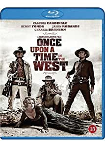 Once Upon A Time In The West [Blu-ray] [1969] (Region 2) (Import)