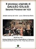 Image de Il processo originale di Galileo Galilei - Secondo Processo del 1633