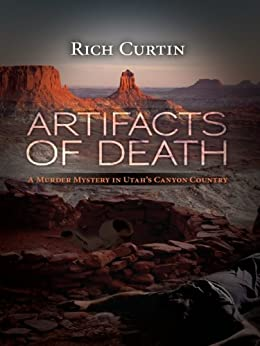 Artifacts of Death (Manny Rivera Mystery Series Book 1) (English Edition) de [Curtin, Rich]