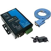 Kalea-Informatique–Conversor RS-232a RS-422o RS-485///Con aislamiento óptico–Alcance de comunicación 5km–RS232a RS422RS485