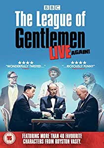 The League of Gentlemen - Live Again! [DVD] [2018]
