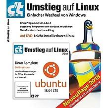 c't Umstieg auf Linux (2018): Einfacher Wechsel von Windows