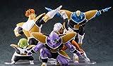 Dragon Ball Z Ginyu Force Full set of 5 figures pack Banpresto DRAMATIC SHOWCASE...