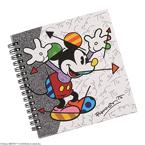 Image of Disney Britto Mickey Mouse Notebook