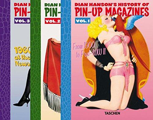Dian Hanson's history of pin-up magazines. Ediz. tedesca, inglese e francese: 1