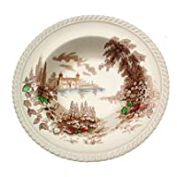 Johnson Brothers 22,9cm Shallow Bowl–Castle on the Lake