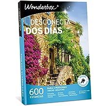 WONDERBOX Caja Regalo -DESCONECTA Dos DÍAS- 600 estancias Rurales para Dos Personas en haciendas