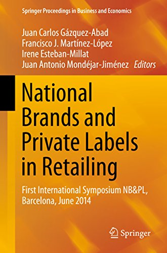 National Brands and Private Labels in Retailing: First International Symposium NB&PL, Barcelona, June 2014 (Springer Proceedings in Business and Economics) (English Edition)