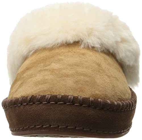 Ugg Australia Aira Camoscio Pantofole Chestnut