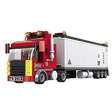 ColorBaby - Construcción camión, 281 piezas (42222)