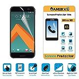 3X Pellicola Protettiva Proteggi Schermo Screen Protector Anukku® Per HTC One M10
