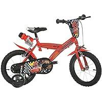 Dino Cars 16 Pollici Bici Per Bambini