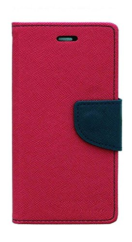 Cover Wala Mercury Dairy Flip Cover for Microsoft Lumia 535 – Pink