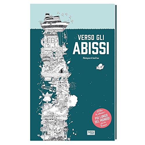 Verso gli abissi. Libro da colorare. Ediz. illustrata (Science) por Sarah Yoon