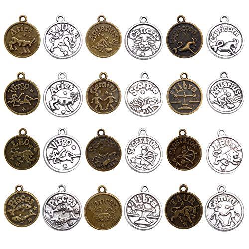 Aylifu 2 Sets Zodiac Astrology P...