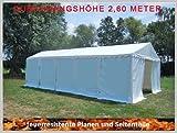 Pavillon Pavillion Festzelt Partyzelt Giant Pro PVC FR XXL 5x10m 10x5m 5x10 10x5 ohne Fenster