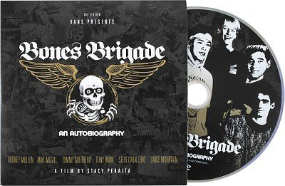 BONES BRIGADE: An Autobiography DVD by Powell-Peralta