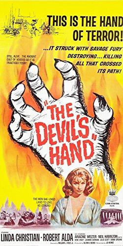 Hand Movie Poster (The Devil's Hand Movie Poster Masterprint (60,96 x 91,44 cm))