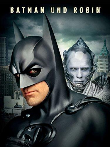Batman & Robin [dt./OV] - Batman Ringe Robin Und