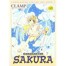 Sakura artbook 3 (Shojo Manga)