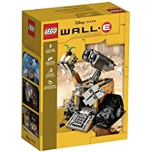 (Ship from USA) Lego Ideas Wall E 21303 Building Kit Move The Arms Up & Down & Side To Side New /ITEM#H3NG UE-EW23D166526 by JACI-ROLY