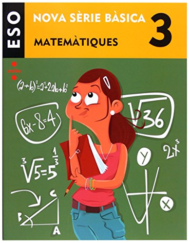 Matemàtiques. 3 ESO. Nova Sèrie Bàsica - 9788466135757
