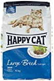 Happy Cat Katzenfutter 70077 Adult Large Breed 10 kg