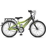 Puky Crusader 20-3 unisex Alu Kinder Fahrrad kiwi/schwarz
