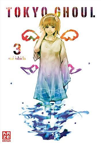 Buchseite und Rezensionen zu 'Tokyo Ghoul 03' von Sui Ishida