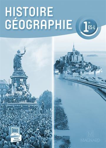 Histoire Géographie 1re ES, L : Livre du professeur