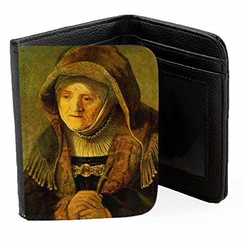 virano-tarjetero-portrait-of-rembrandt-s-mother-in-an-oval-negro-su-puwall1-bk-uni-rem-22764