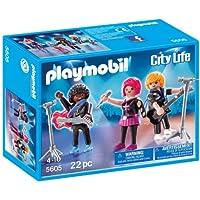Playmobil 5605 City Life Pop Stars Band