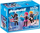 PLAYMOBIL City Life Pop Stars Band