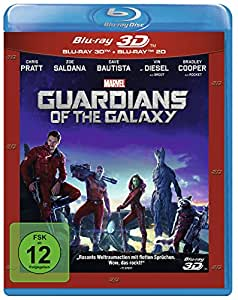Guardians of the Galaxy  ( + Blu-ray)