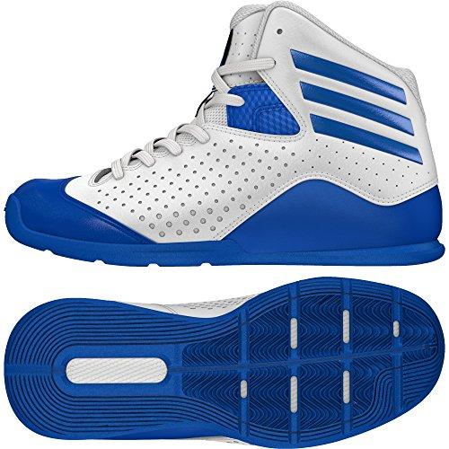 timeless design bd697 c5342 adidas Nxt Lvl Spd IV K, Zapatillas de Baloncesto para Niños, Blanco (Ftwbla