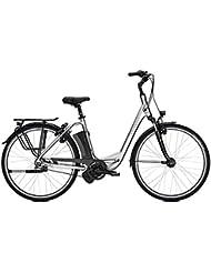 E-Bike Kalkhoff Jubilee I7R Excite 7G 17Ah Wave 28' Rücktritt chromosilver 2018