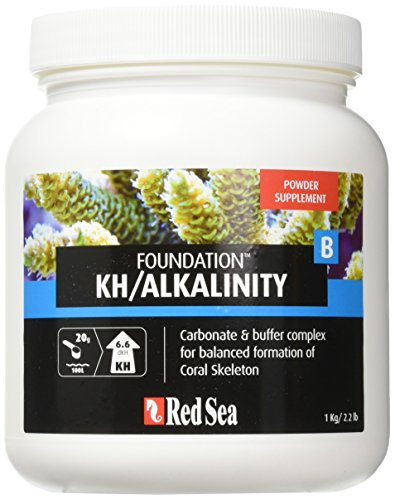 Red Sea Fish Pharm ARE22027 Reef Foundation Puffer für Aquarium, 1 kg -
