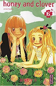 Honey & Clover Edition simple Tome 6