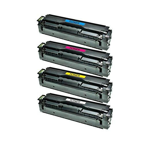 Preisvergleich Produktbild Toner für Samsung CLP415 (06) - Set da 5