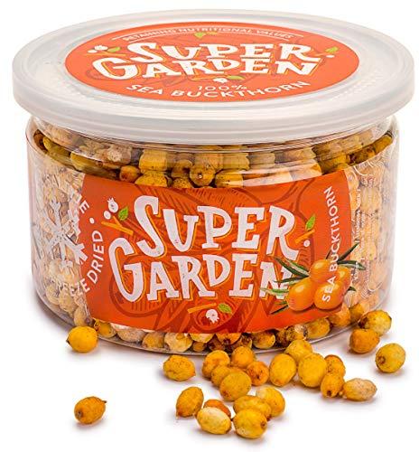 Supergarden Gefriergetrocknete Super Beeren (Sanddorn)