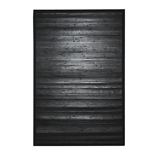 Thedecofactory 128252 - Alfombra bambú