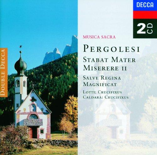Pergolesi: Salve Regina in C minor (1736) - 1. Salve Regina