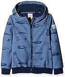 ESPRIT KIDS Jungen Jacke RL4202402, Blau (Pastel Blue 412), 116 (Herstellergröße: 116/122)
