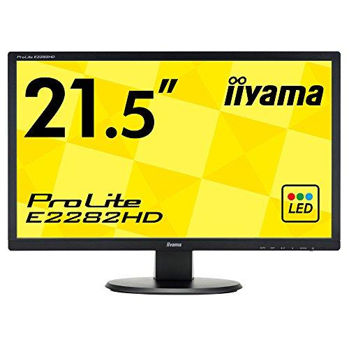 Iiyama E2282HD-B1 21.5-Inch LED Monitor