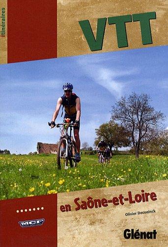 VTT en Sane-et-Loire