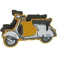 Werkhaus 3405Stiftebecher mit Form von Motorrad Vespa